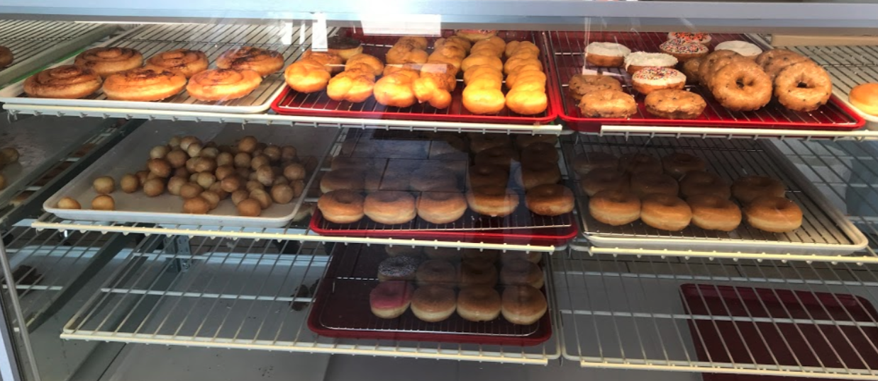 Best Breakfast in North Padre Island - Donut Palace